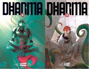 Covers DHARMA